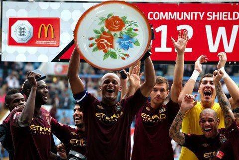Cúp vô địch của Man City