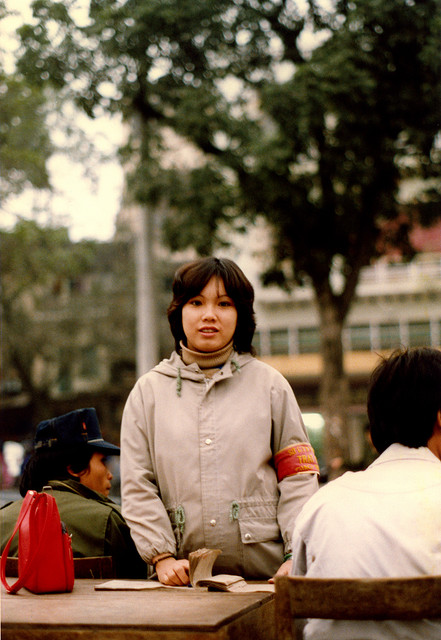 Cô gái Hà Nội.