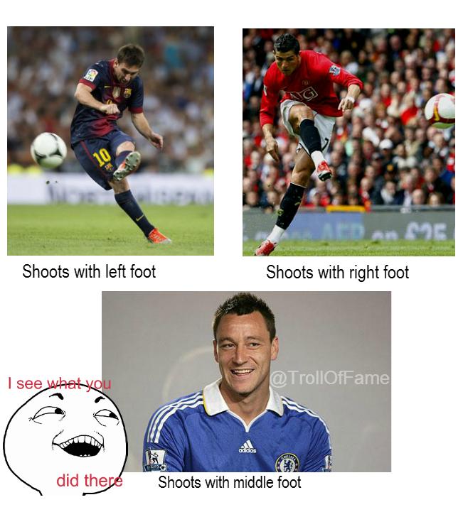 Terry dứt điểm bằng chân khác