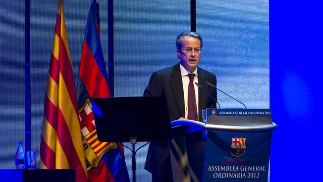 Phó chủ tịch kinh tế Barca đe dọa Ban quản trị Gã khổng lồ xứ Catalan