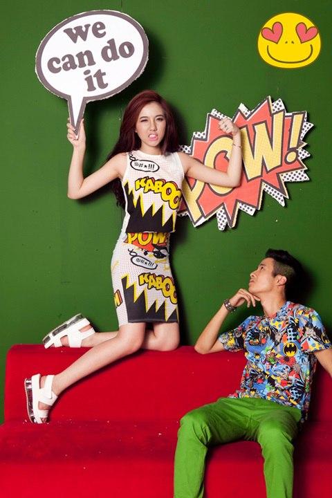 Angela Phương Trinh sang năm thi hoa hậu, Minh Hằng 'dấy nghi án' cùng chiếc cằm nhọn hoắt