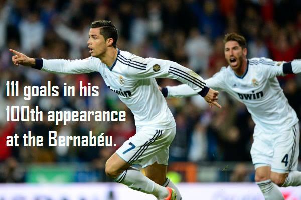 Quá đỉnh cho Ronaldo!