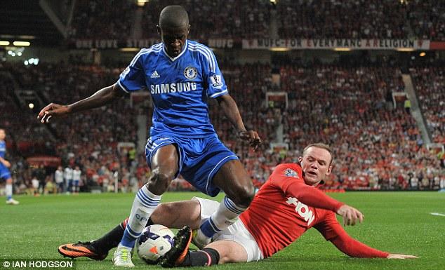 Rooney đã thi đấu với tinh thần rực lửa