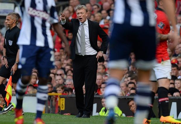 David Moyes muối mặt trước West Brom ngay trên sân nhà Old Trafford