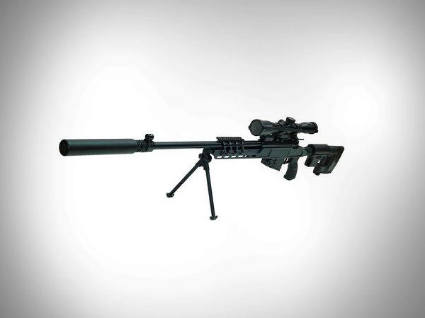 Súng trường bắn tỉa SV-98 được sử dụng chủ yếu bởi cảnh sát chống bạo động và các đơn bị đặc nhiệm chống khủng bố của Nga.