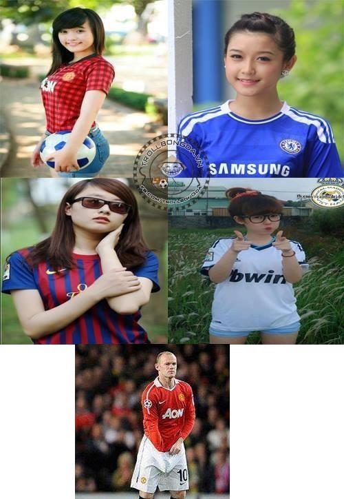 Rooney định làm gì vậy nhỉ?