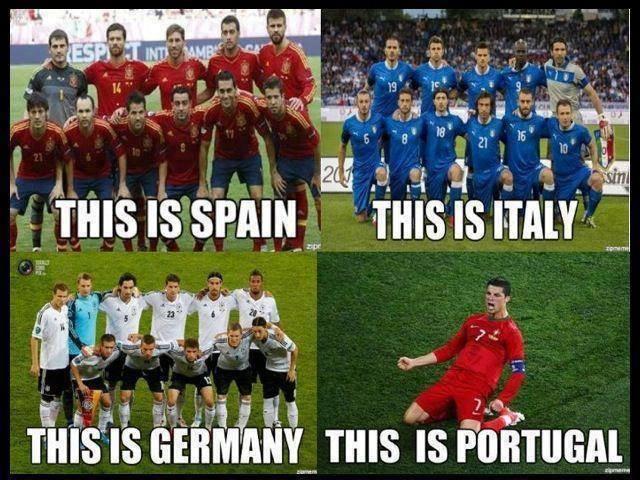 Tuyển BĐN chỉ cần một mình Ronaldo là đủ