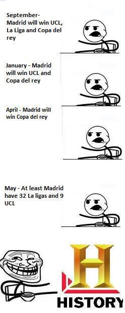 Troll Real Madrid