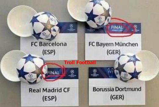 Nếu bạn hiểu dụng ý của UEFA...