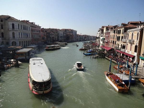 Những hình ảnh của thành phố Venice xinh đẹp cổ kính
