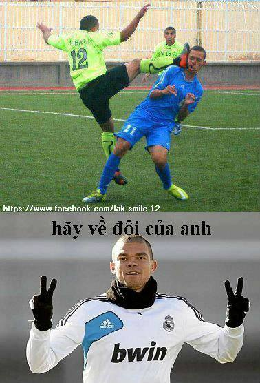 Pepe tuyển team