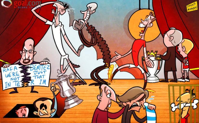 Toàn cảnh Premier League ngày bế mạc