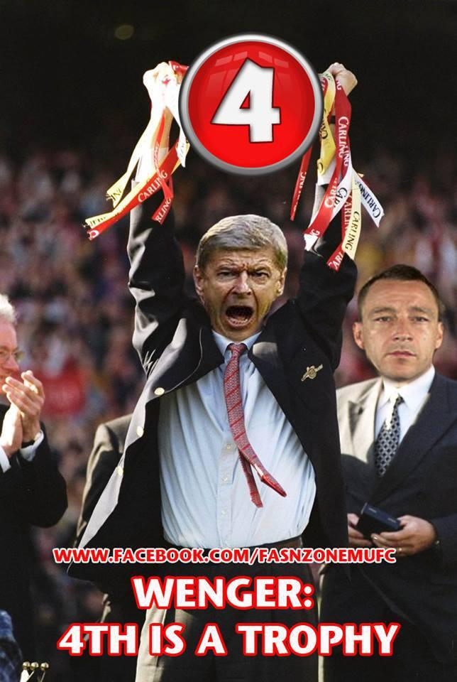 Danh hiệu của Wenger