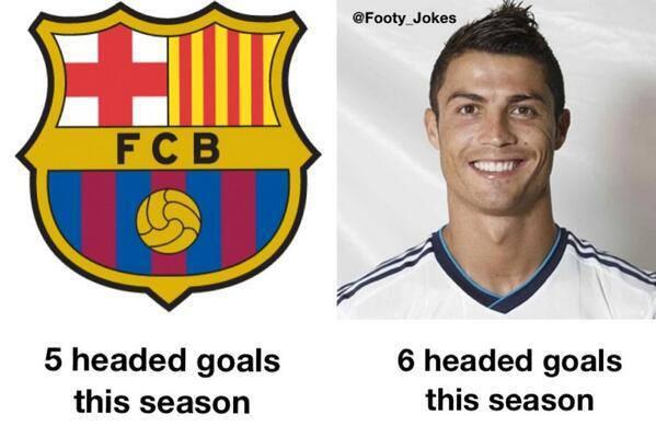 Mình Ronaldo chấp cả đội Barca
