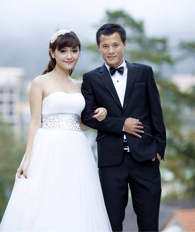 Vợ chồng Thanh Huyền - Thành Lương vẫn đang rất hạnh phúc
