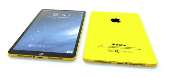 Thiết kế iPhone 6 đẹp mắt với cảm hứng từ smartphone Lumia 6