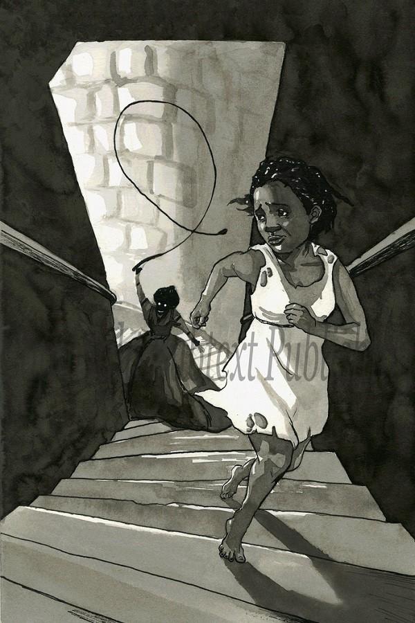 """Bí ẩn vụ án góa phụ thích hành hạ nô lệ """"man rợ"""" 4"""