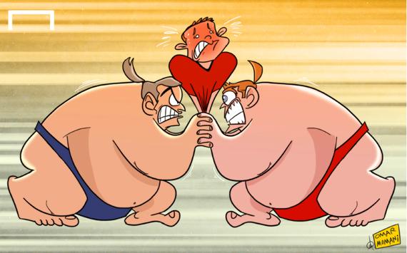 Chelsea và Man United đang bóp nghẹt Rooney