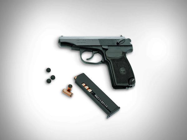 Súng ngắn MP-471 được phát triển trên nền tảng của khẩu súng lục Makarov huyền thoại.