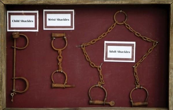 """Bí ẩn vụ án góa phụ thích hành hạ nô lệ """"man rợ"""" 5"""