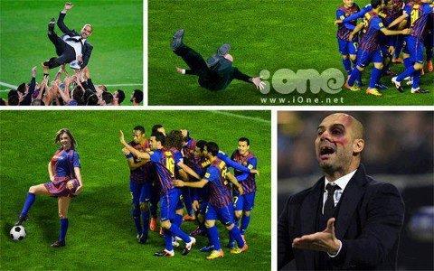 Barca cũng là đàn ông mà...