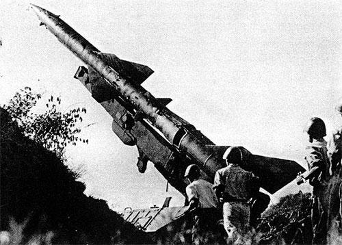 Tổ hợp tên lửa C-75 (SAM-2) của Việt Nam