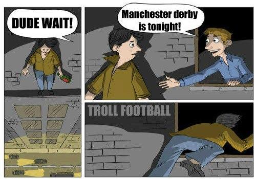 Chờ đã, đêm nay có derby Manchester
