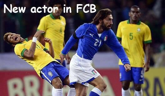 Camp Nou lại sắp có thêm 1 diễn viên vĩ đại