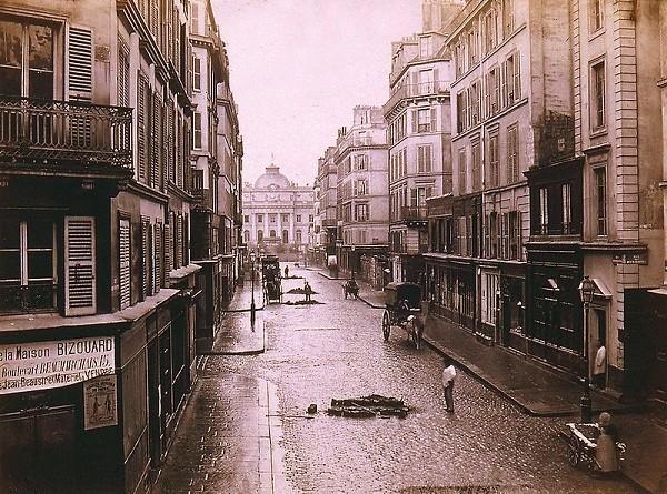 So sánh hình ảnh Hà Nội và Paris cuối thế kỷ 19 6