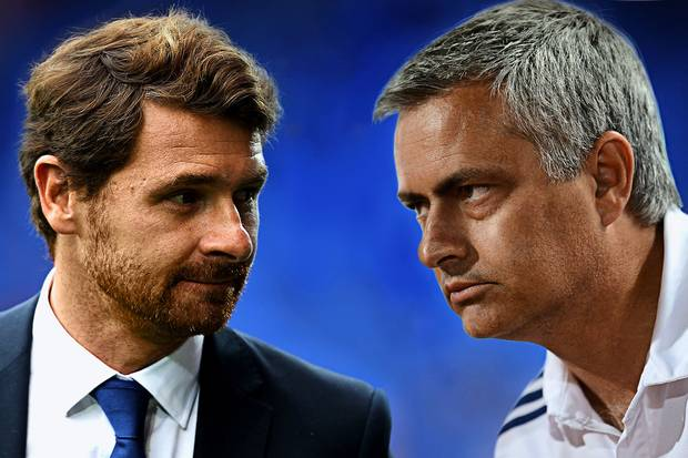 Đối đầu Mourinho có lẽ là một trong những thử thách lớn nhất của Villas-Boas