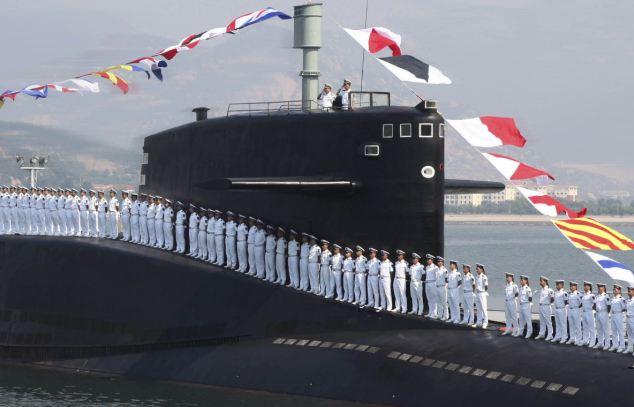 Tàu ngầm hạt nhân lớp Xia của Trung Quốc