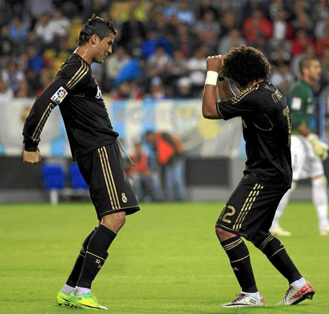 Chùm ảnh: Chặng đường Cris Ronaldo đã đi với Real Madrid