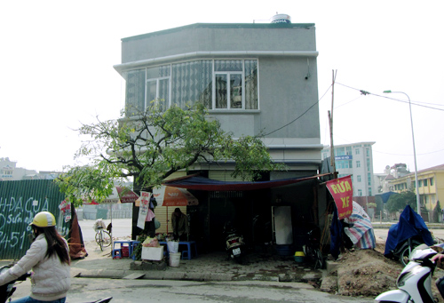 Ô Chợ Dừa, Cầu vượt chữ Y, Hoàng Cầu, vành đai 1, Xã Đàn, nhà 4 mặt tiền