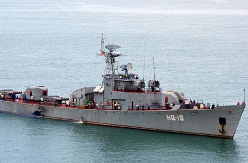 Tàu săn ngầm lớp Petya của Hải quân Việt Nam