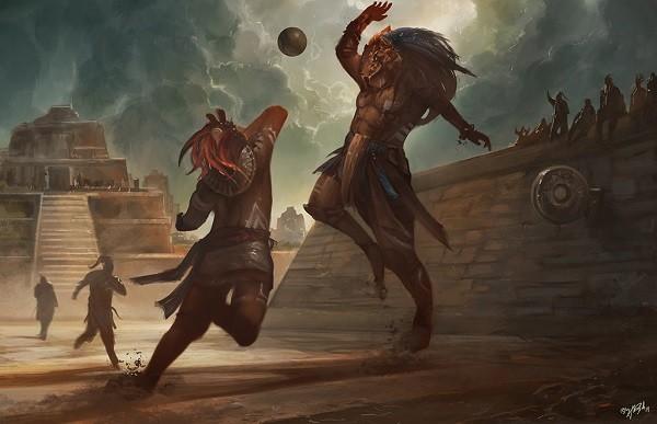 """Những """"trò chơi dân gian"""" đẫm máu trong lịch sử 9"""