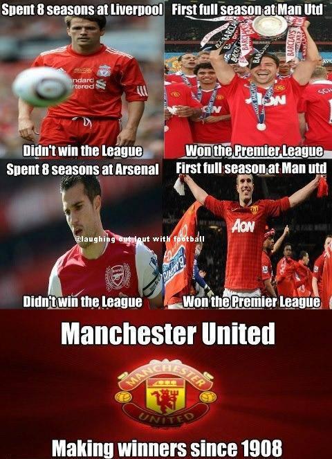 Man United, nơi tìm kiếm danh hiệu vô địch Premier League