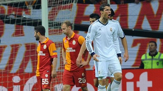 Thiếu chút nữa Ronaldo đã phải ôm hận trên đất Thổ Nhĩ Kỳ
