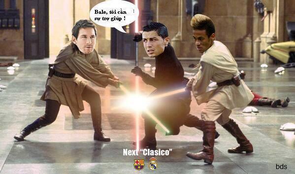 Ronaldo cầu cứu Bale