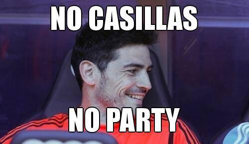 3 trận chung kết gần nhất vắng Casillas, Real đều thất bại