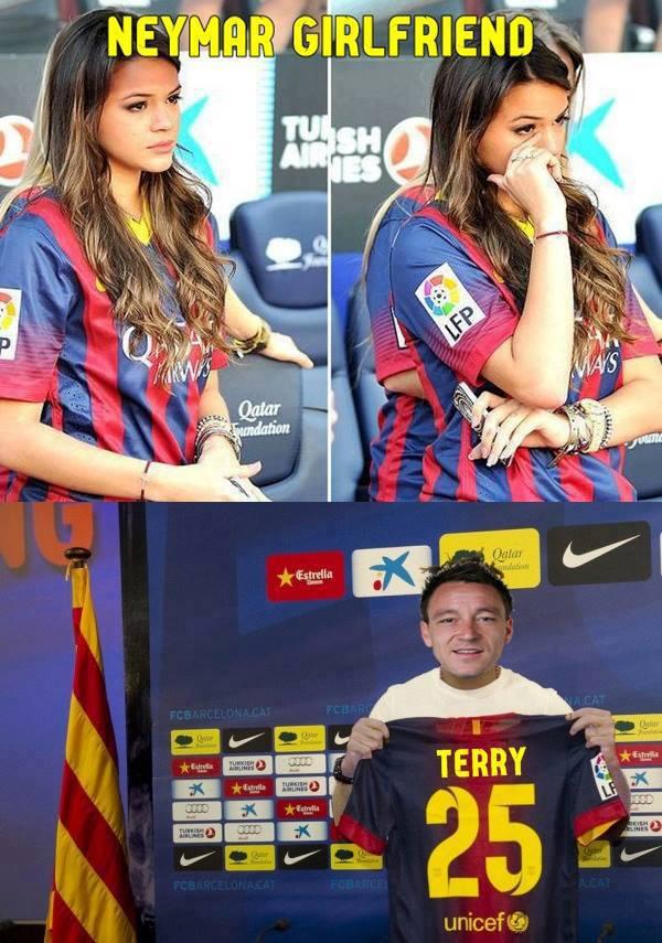 Đã tìm ra nguyên nhân khiến bồ Neymar khóc sưng mắt