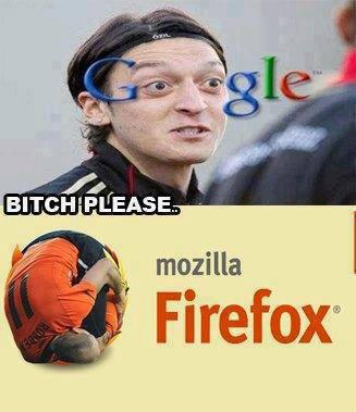 Một ý hay cho Google và Firefox nên tham khảo