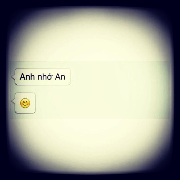 Tin nhắn được An Nguy chia sẻ và dân mạng cho rằng của Toàn Shinoda.