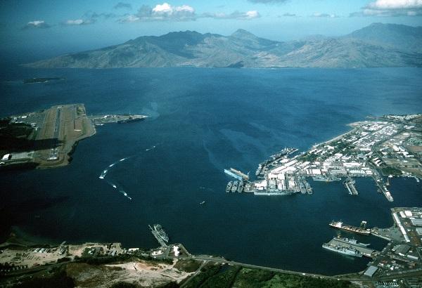 Subic có vị trí chiến lược để trở thành một căn cứ hoàn hảo cho lực lượng Không quân, Hải quân Philippines.