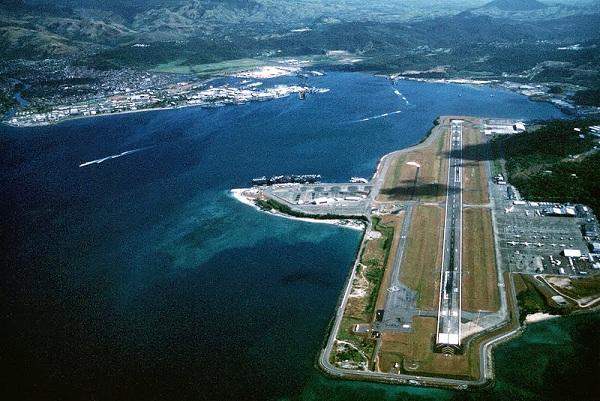 Sân bay quốc tế Subic.