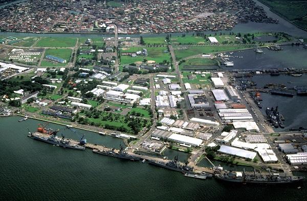 Căn cứ quân sự cũ của Mỹ tại Vịnh Subic