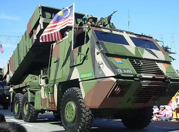 Astros-2 Mk.6 của Malaysia.