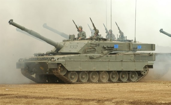 Báo Trung Quốc xếp hạng 10 xe tăng hàng đầu thế giới