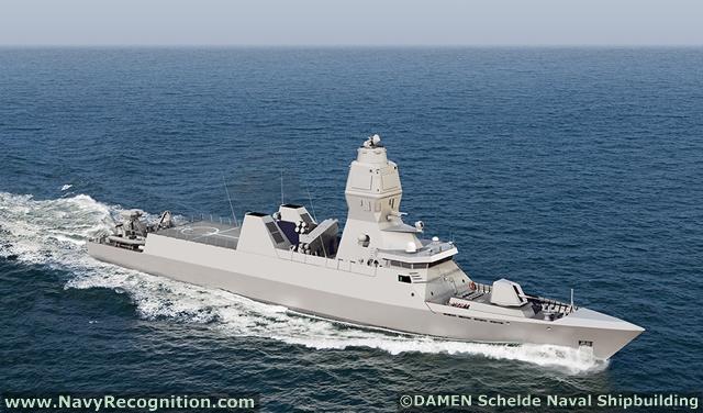 Tàu Compact SIGMA 8011