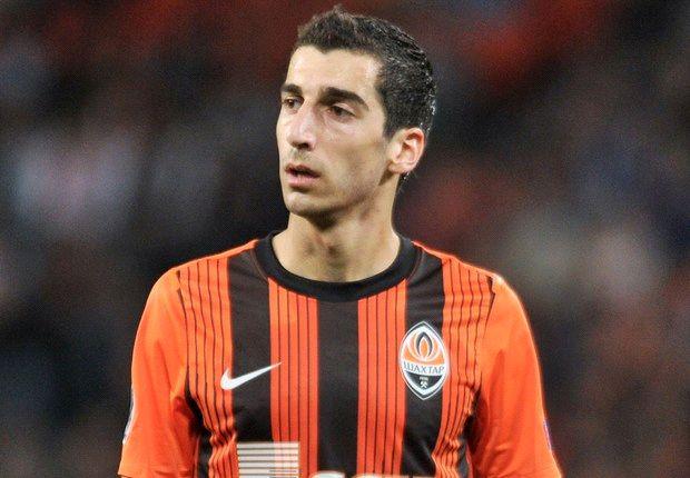 Dortmund bỏ ra tới 27.5 triệu euro để muaMkhitaryan