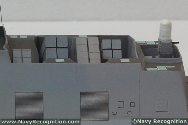 Cận cảnh hệ thống hỏa lực cực mạnh của tàu tên lửa tốc độ cao WPC của Đài Loan.